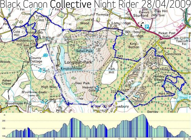 Night Rider 28/04/2009
