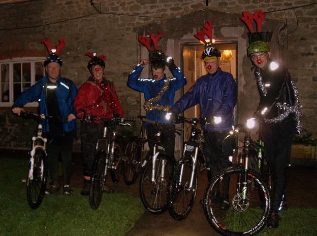 Reindeer Riders